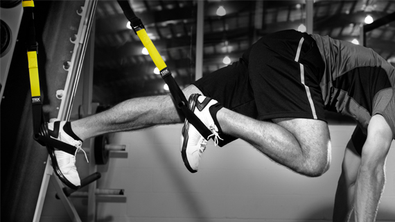 TRX Philosophy: Stand Up to Train