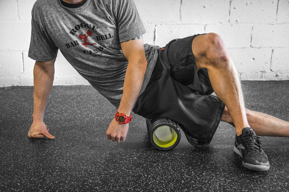 Trigger Point Foam Rolling for Recovery