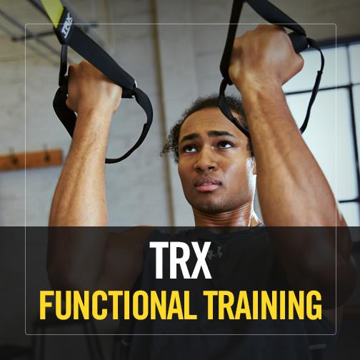 Functional Training: TRX Functional Training