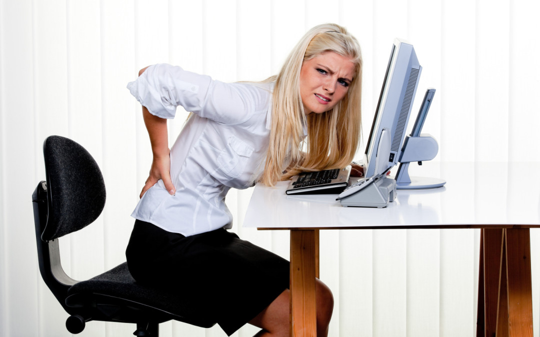 The Workday Boost! Beat a Desk-bound Posture with this Workout!