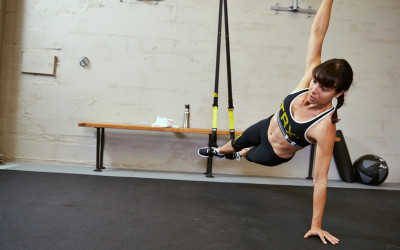 How to Lose Body Fat with TRX