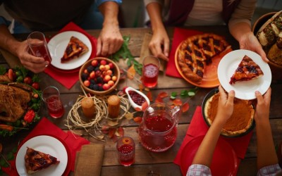 Holiday Eating : Alcohol, Appetisers, and Desserts, Oh My…!!