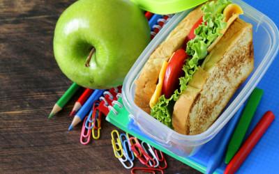 Simple School Lunch Ideas Kids Love