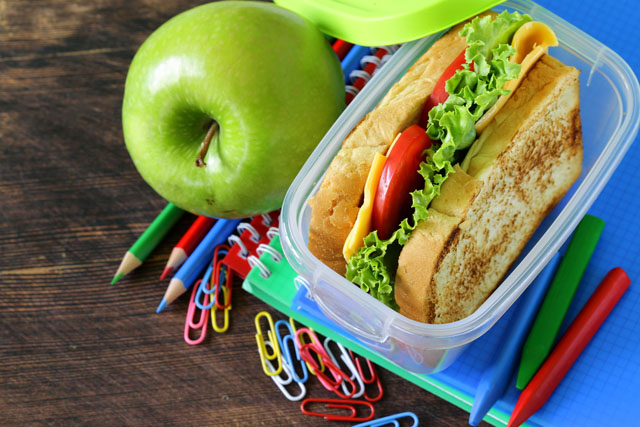 Simple School Lunch Ideas Kids Love