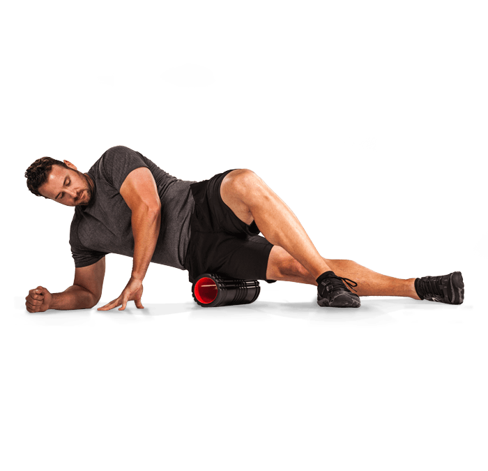5 Foam Rolling Exercises For Better Sleep