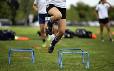 Corrective Exercise: Reducing The Risk of Non Contact ACL Injuries.