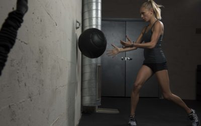 Slam Your Way Into Circuit Training