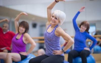 Improving The Posture And Health Of Your Older Clients