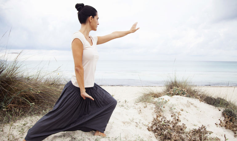 How To Use This Mindful Movement Exercise To Bust Stress & Recreate Your Life: