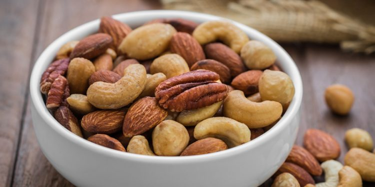 Going Nutritious With Nuts