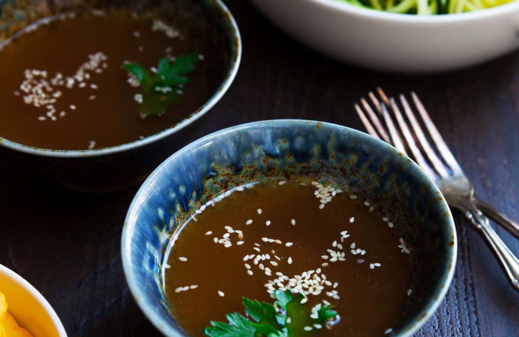 5 Gut-Healing Soups To Start The Year Off Right:
