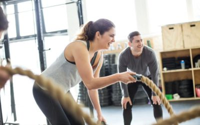 HERE'S HOW TO ADD BATTLE ROPES TO YOUR TRAINING PROGRAMS