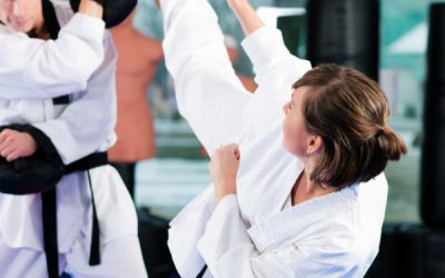 OFF THE MAT TRAINING FOR MARTIAL ARTS